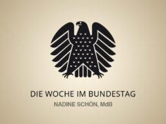 Die Woche im Bundestag 16.12. – 20.12.2013