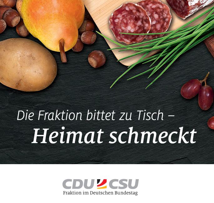 """Einladung zu """"Heimat Schmeckt"""""""