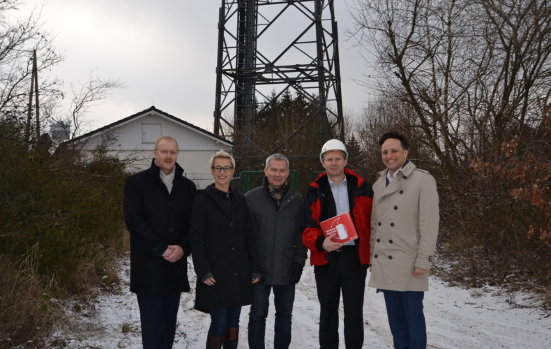 5G-Beam-Technologie in Heusweiler