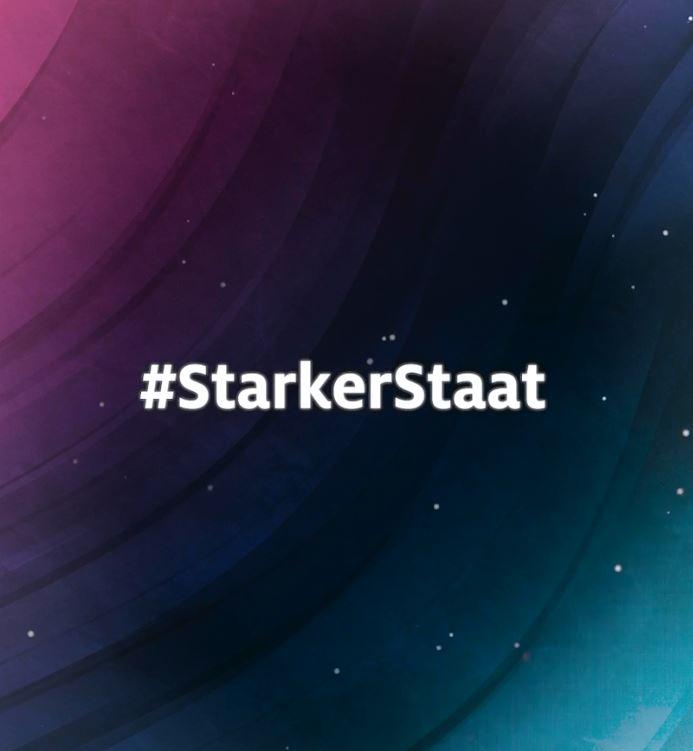 #Starker Staat