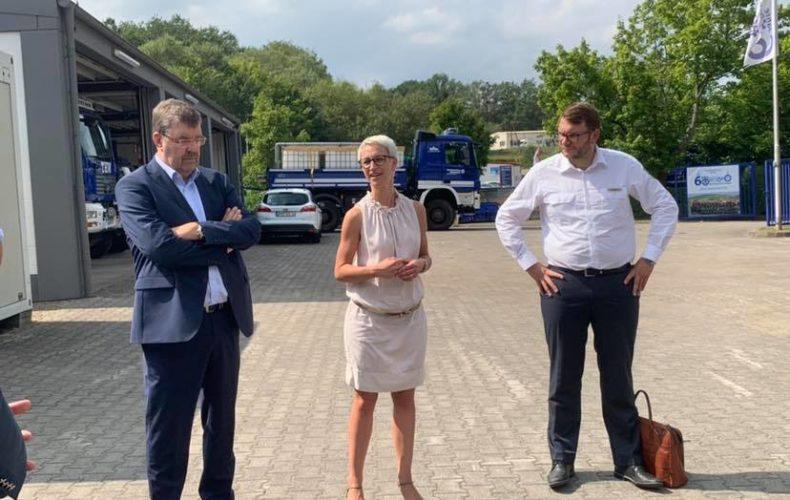 THW-Tag im Wahlkreis mit Marian Wendt